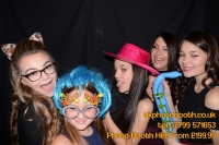18th Birthday Party Photo Booth Hire-1