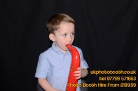 18th Birthday Party Photo Booth Hire-14