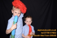 18th Birthday Party Photo Booth Hire-15