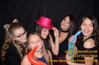 18th Birthday Party Photo Booth Hire-2