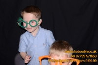 18th Birthday Party Photo Booth Hire-27
