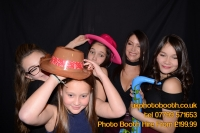 18th Birthday Party Photo Booth Hire-3