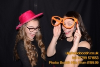 18th Birthday Party Photo Booth Hire-4