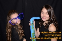 18th Birthday Party Photo Booth Hire-6