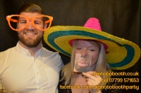 30th Birthday Party Photo Booth Hire -30