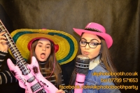 30th Birthday Party Photo Booth Hire -34