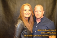 30th Birthday Party Photo Booth Hire -50