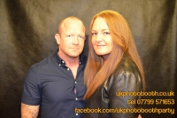 30th Birthday Party Photo Booth Hire -54