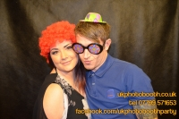 30th Birthday Party Photo Booth Hire -59