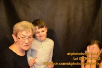30th Birthday Party Photo Booth Hire -95