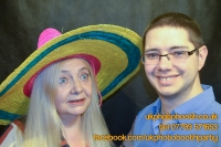 30th Birthday Party Photo Booth Hire -1