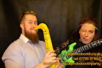 30th Birthday Party Photo Booth Hire -27