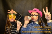 30th Birthday Party Photo Booth Hire -71
