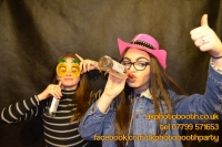 30th Birthday Party Photo Booth Hire -79