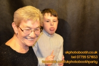 30th Birthday Party Photo Booth Hire -94