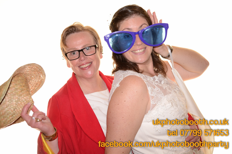 Sarah And Helen Wedding Photo Booth Hire Derby Uk