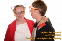 Sarah and Helen - Photo Booth Hire-8