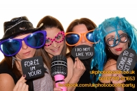 Kerry Birthday Party Photo Booth Hire Macclesfield7