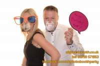 Kerry Birthday Party Photo Booth Hire Macclesfield