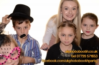 Carla Birthday Party - Photo Booth Hire-50