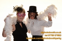 Carla Birthday Party - Photo Booth Hire-62