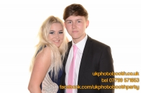 Prom Photo Booth Hire - Shrigley Hall Photo Booth-5