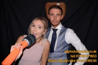 Wedding Photo Booth Hire Morley Hayes Golf Club Derby-12