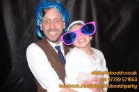 Photo Booth Hire Donnington Park Farm Hotel-19