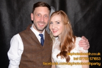 Photo Booth Hire Donnington Park Farm Hotel-37