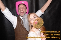 Photo Booth Hire Donnington Park Farm Hotel-39