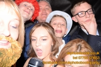 Photo Booth Hire Donnington Park Farm Hotel-6