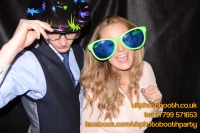 Photo Booth Hire Donnington Park Farm Hotel-82