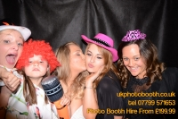 Donnington Park Farm Photo Booth Hire - 7th April 2017-100