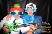 Donnington Park Farm Photo Booth Hire - 7th April 2017-55