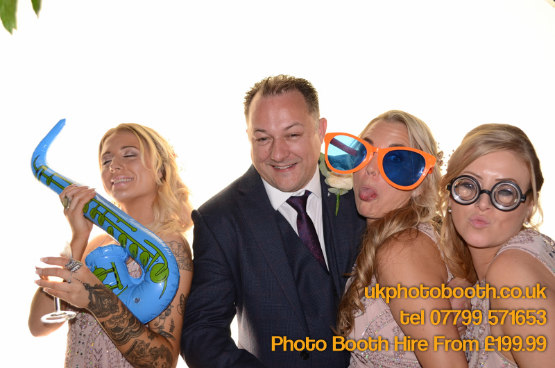 Sefton Wedding Photo Booth Hire-127
