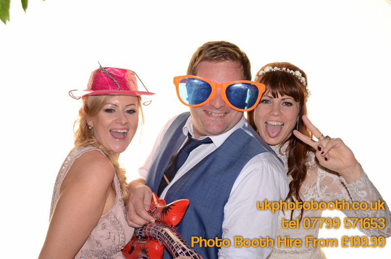 Sefton Wedding Photo Booth Hire-142