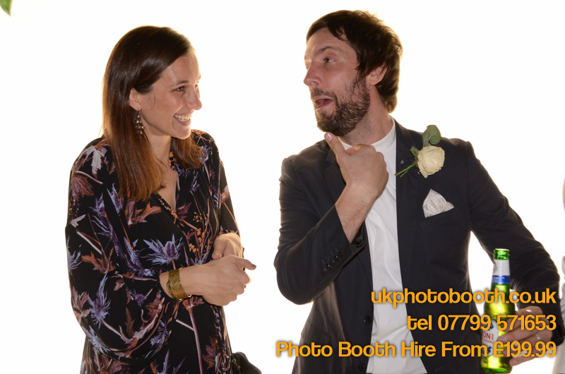 Sefton Wedding Photo Booth Hire-15