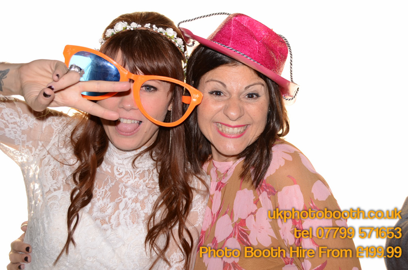 Sefton Wedding Photo Booth Hire-161