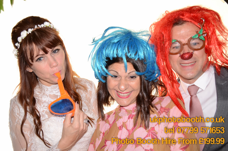 Sefton Wedding Photo Booth Hire-162