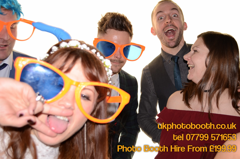 Sefton Wedding Photo Booth Hire-166