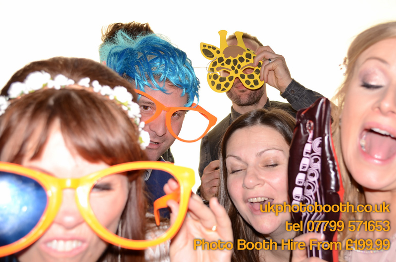 Sefton Wedding Photo Booth Hire-167