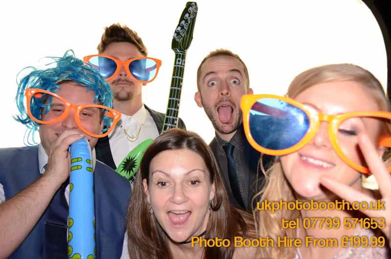 Sefton Wedding Photo Booth Hire-169