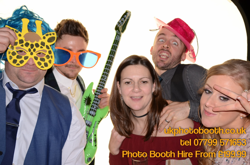 Sefton Wedding Photo Booth Hire-171