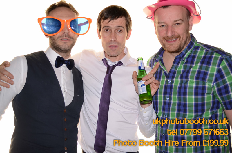 Sefton Wedding Photo Booth Hire-178