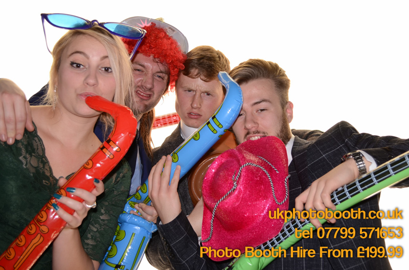Sefton Wedding Photo Booth Hire-24