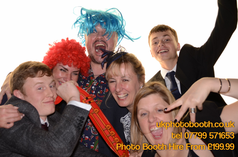 Sefton Wedding Photo Booth Hire-27