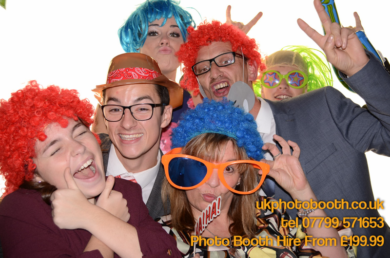 Sefton Wedding Photo Booth Hire-36
