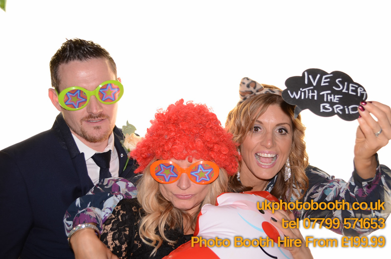 Sefton Wedding Photo Booth Hire-46