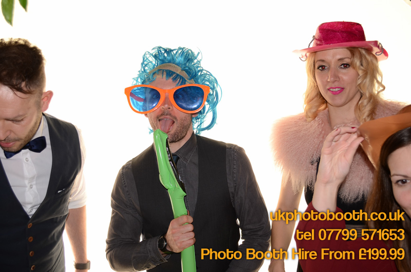 Sefton Wedding Photo Booth Hire-74
