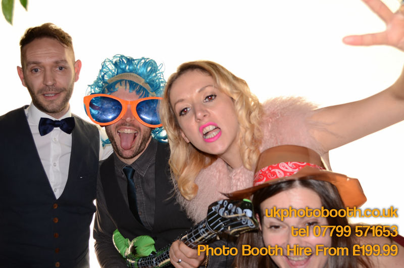 Sefton Wedding Photo Booth Hire-75